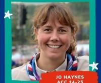 Meet Jo Haynes, ACC 14-25