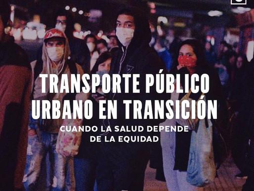Transporte urbano en transición: cuando la salud depende de la equidad