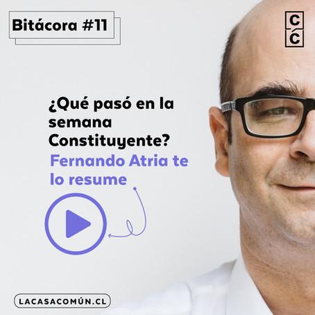 Bitácora de la Convención 11