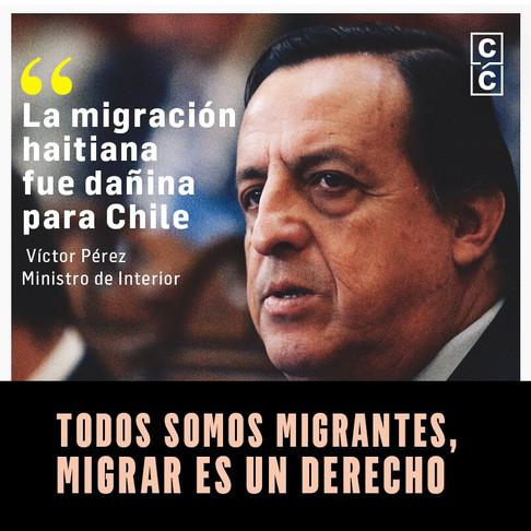 Ley de Migraciones: menos discriminación, más humanidad.