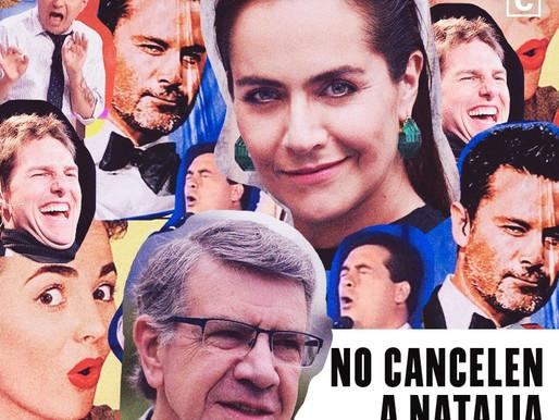 No cancelen a Natalia (o por qué el humor de derecha no existe)