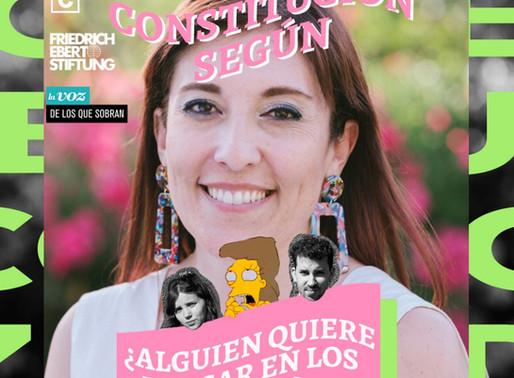 PODCAST | La Constitución Según: ¿Alguien quiere pensar en los niños? con Patricia Muñoz