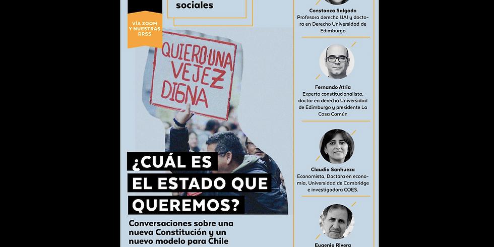 ¿Cuál es el Estado que queremos?: II. Derechos Sociales