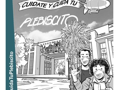 Campaña Cuídate, #CuidaTuPlebiscito