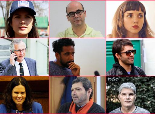 Mario Horton, Diamela Eltit, Camila Vallejo y Jean Beausejour: 29 figuras se suman a la Casa Común.