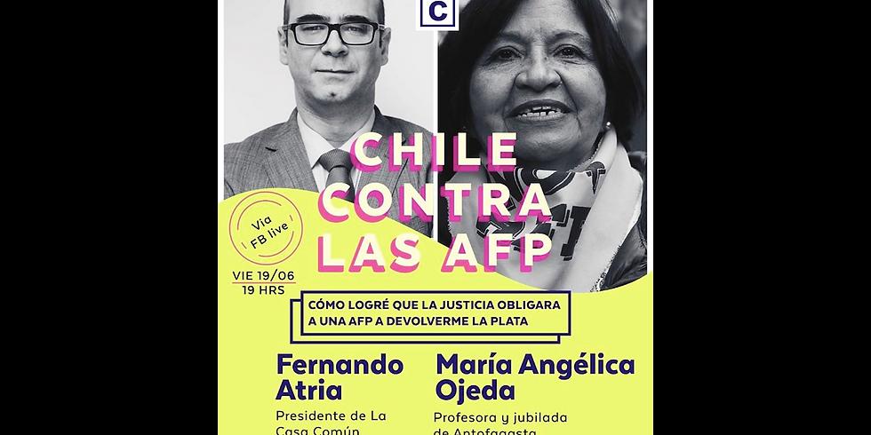 Chile contra las AFP: cómo logré que la justicia obligara a una AFP a devolverme la plata