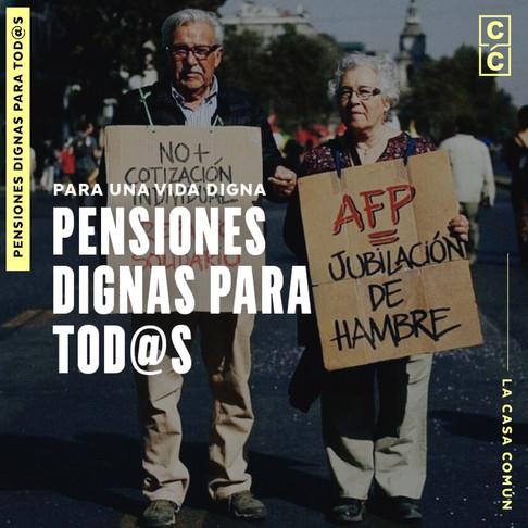 Aprobamos pensiones dignas: Reforma busca consagrar el derecho a seguridad social ¡pero de verdad!