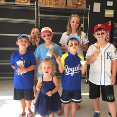 Kansas City Royals Game Day Snacks