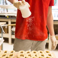 Salted Soft Pretzels at Local KC Bakery