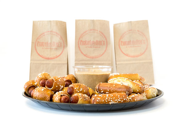 Pretzel Boy's Party Tray