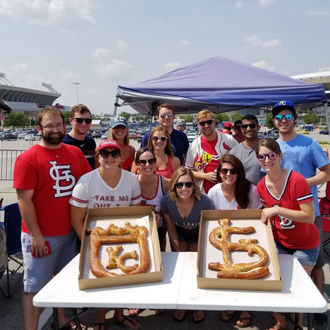 KC Tailgate Food