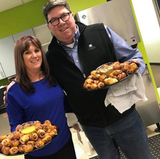 Corporate Event Snacks Catered to Your Office