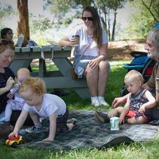 Family fun at the Monda Muse.
