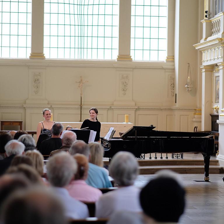 Concert in London - The Nicholas Boas Charitable Trust