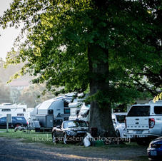 Camping at HMF in 2018. Photo by Nicole Pinkster