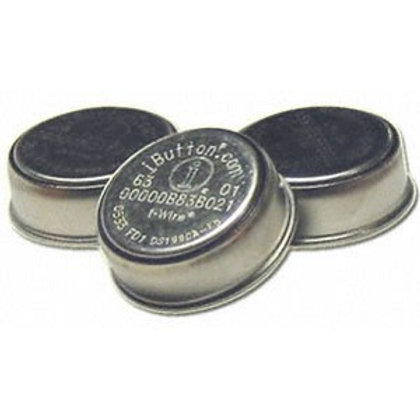 DS1922T-F5# - ThermoHot iButton 0°C a +125°C
