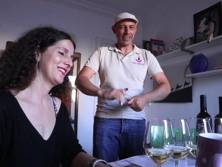 From Wine Bar to Wine Industry