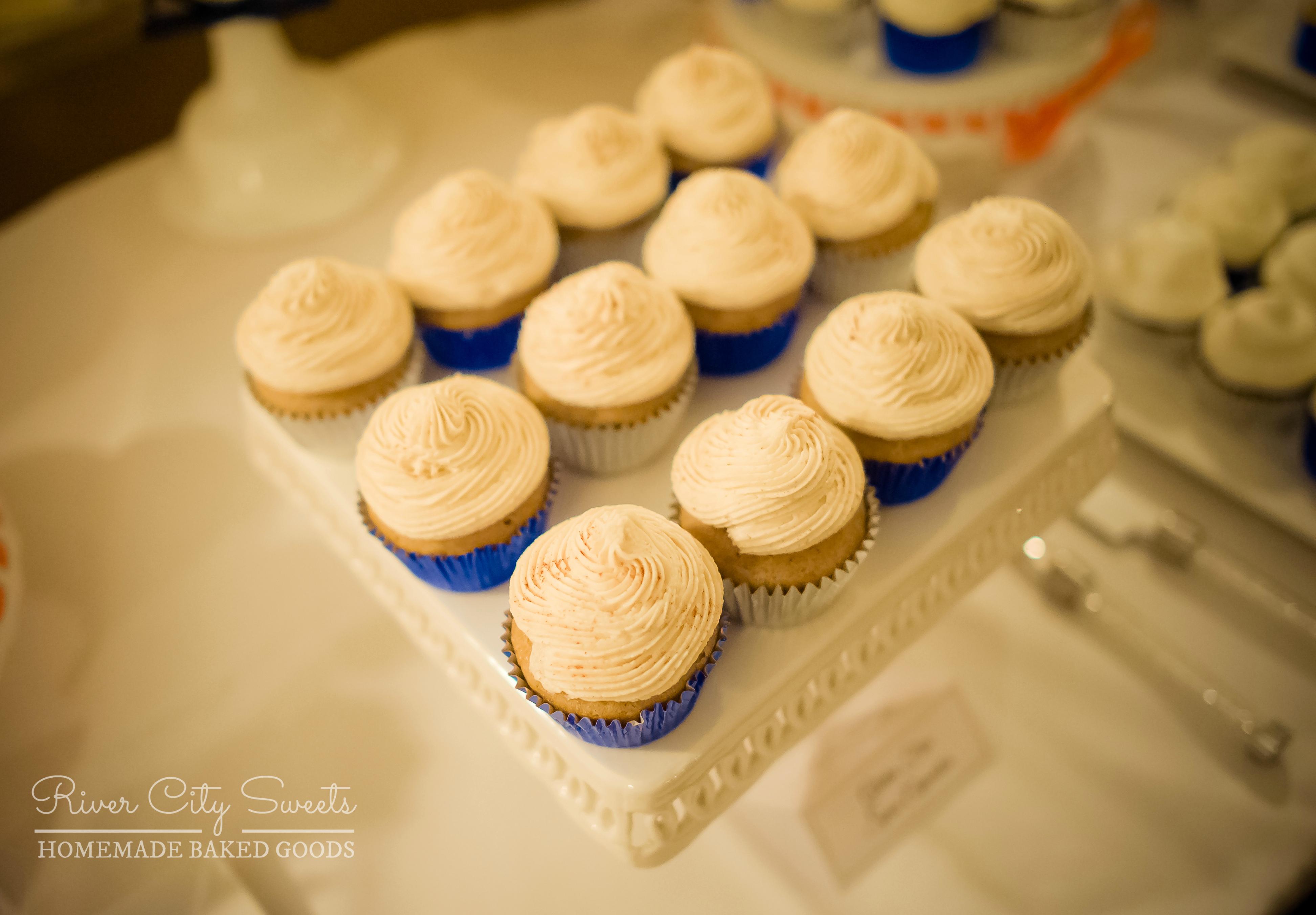 Gluten Free Wedding Cupcakes