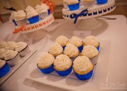 Lemon Wedding Cupcakes