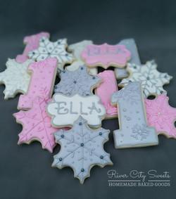 Winter One-Derland Cookies