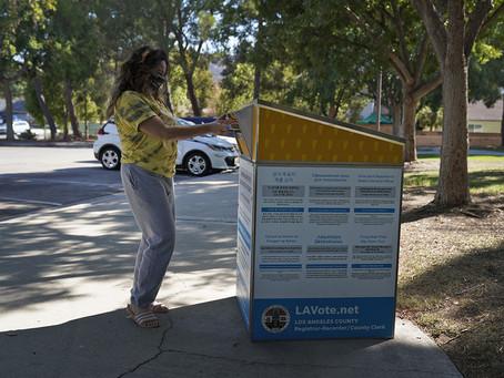 California GOP can No Longer Use Unofficial Ballot Boxes