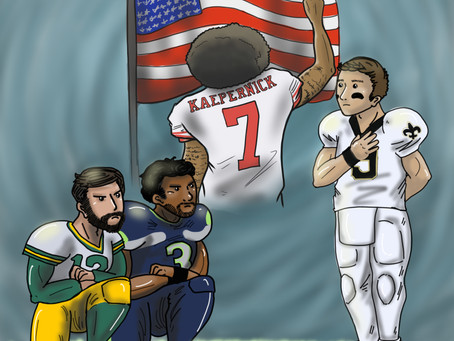 In the Shadow of Colin Kaepernick