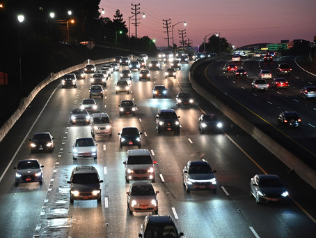 California Gov. Newsom Signs Order Banning New Sale of Gas-Powered Cars by 2035