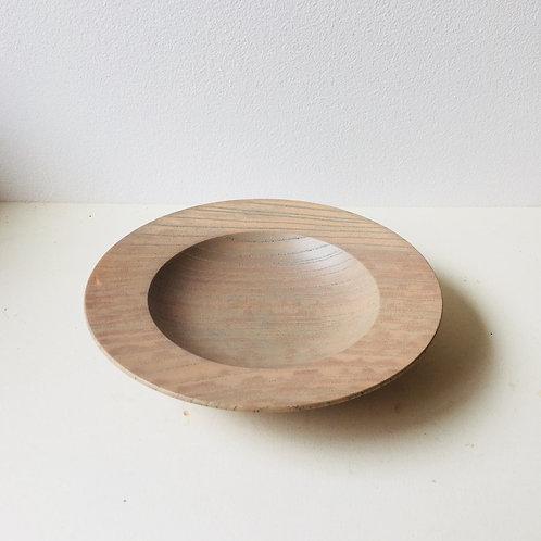 リム付きのお皿 15cm