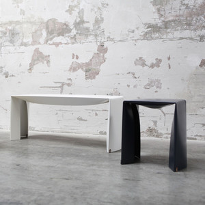 Folded Bench & Stool