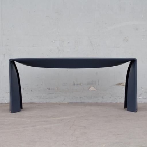Folded Bench in blue