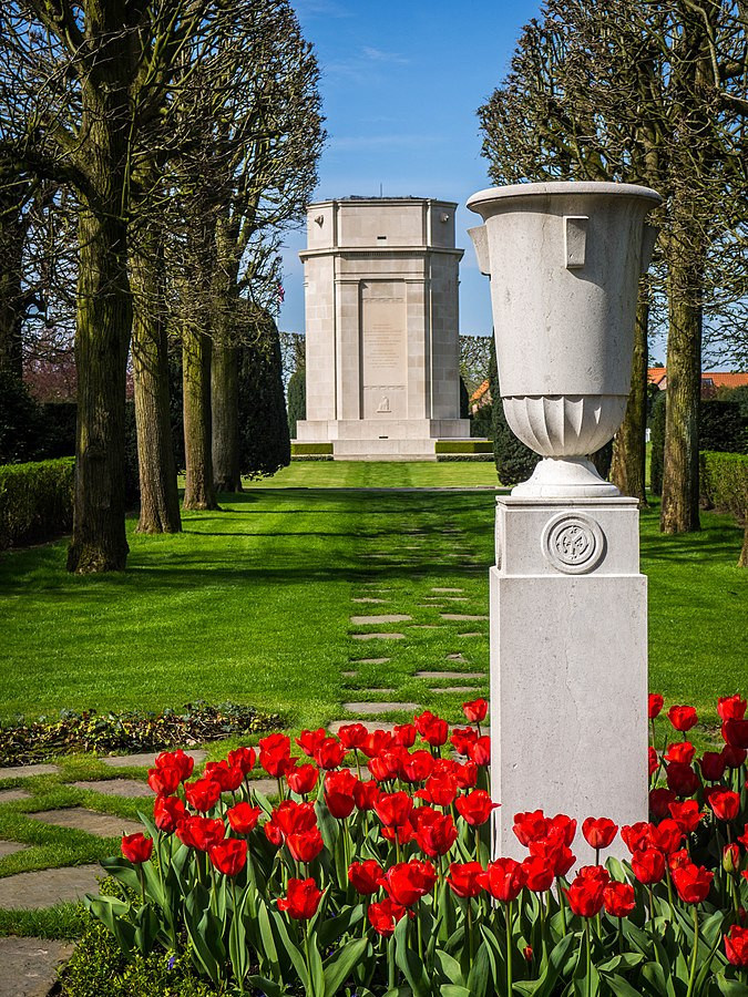 Flanders Field U.S Cemetary (things to do around ypres)