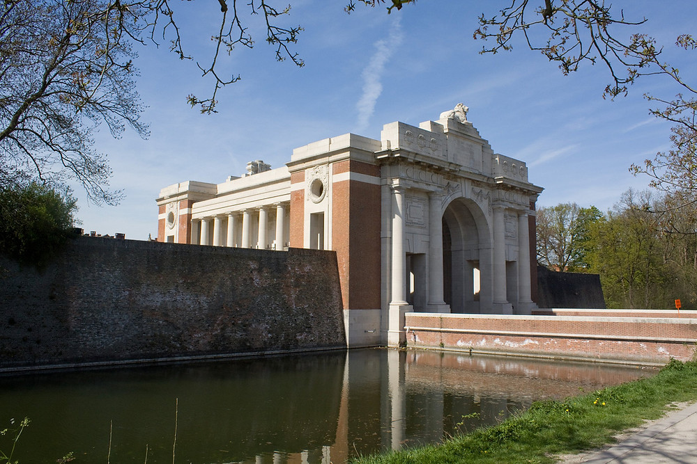 Menin Gate (things to do around ypres)