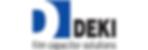 DEKI Film Capacitor Solutions