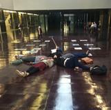 Crossfire at Tate Modern