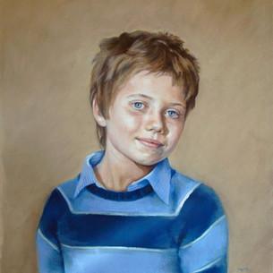 Portrait of Marco