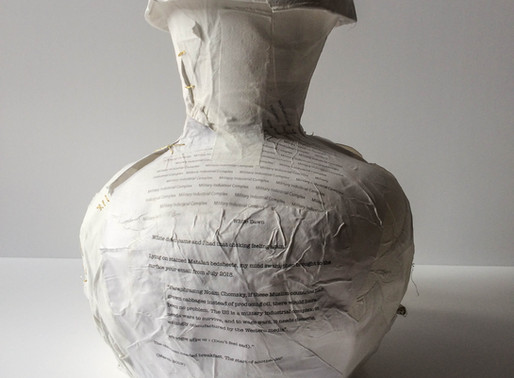 Ode to an Urn - Military Industrial Complex