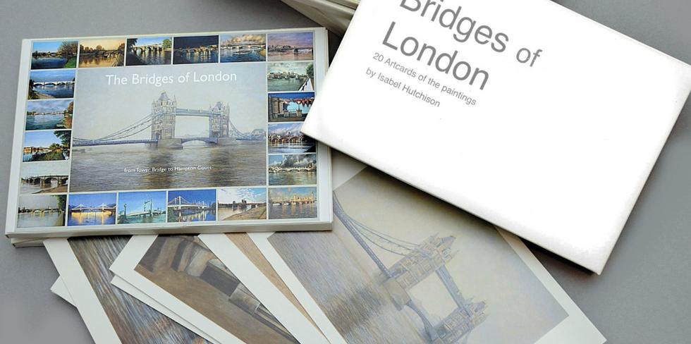 Postcards of the Bridges of London