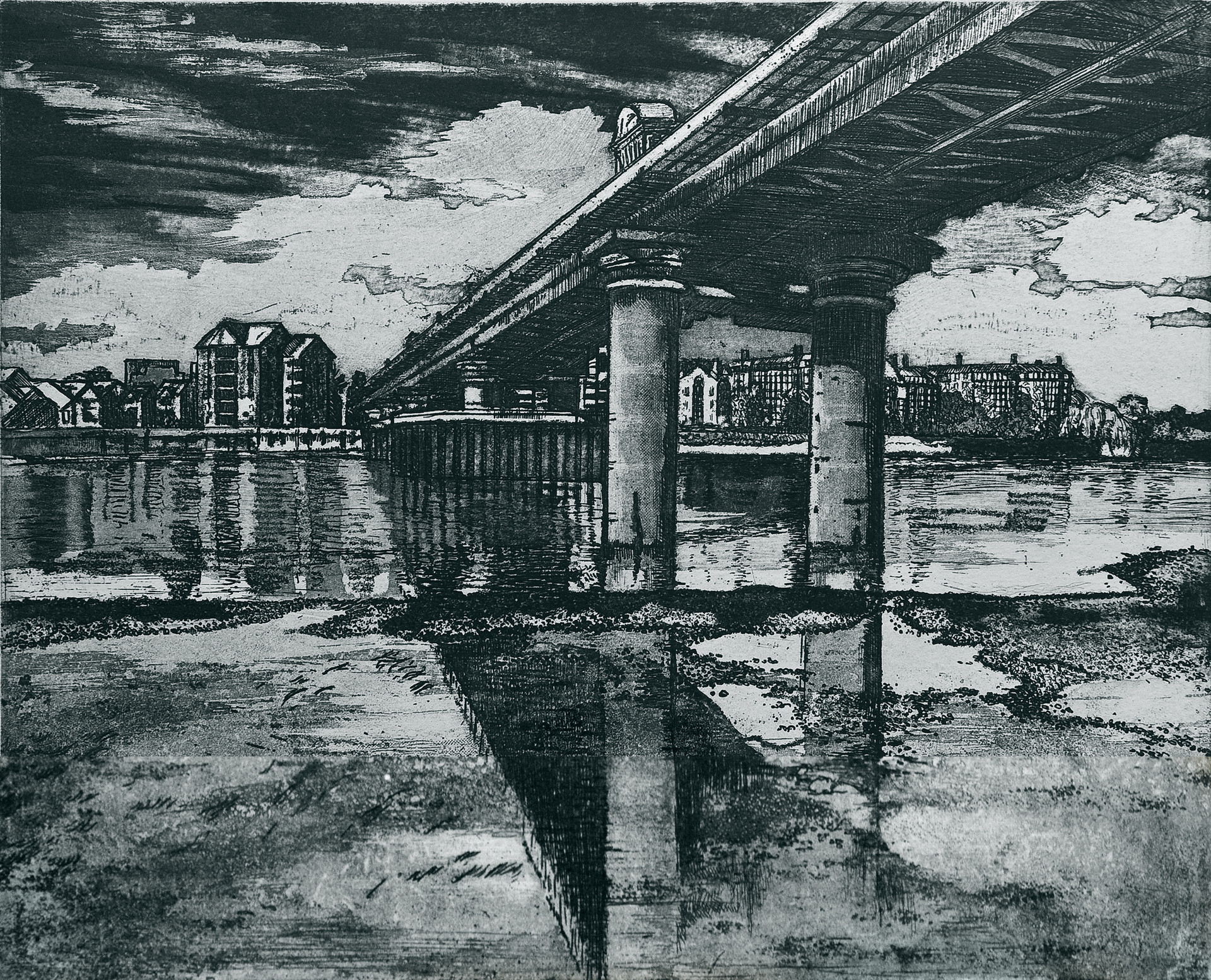 Fulham Railway Bridge