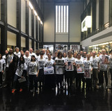 Protest against proposed Cuban censorship law, Decree 349/ Tate Exchange