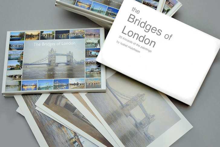 Postcards of the Bridges of London