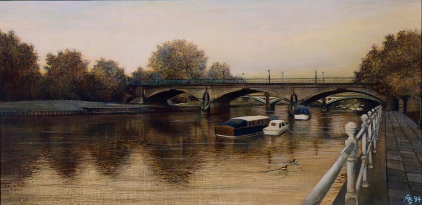Twickenham Bridge
