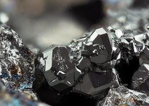 Tetraedrit Heinrichsegen BB 2 mm Melanie