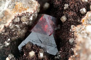 Cuprit Grube Neue Hoffnung_Wilnsdorf BB 13 mm Andreas Gerstenberg 22-21-40 Reinhardt Miner
