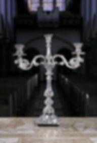 Leuchter aus dem Fischbacher Silber_SDI0
