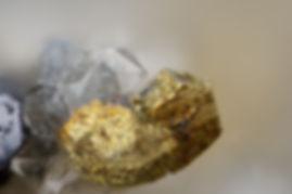 Chalkopyrit Fischbacher Werk BB 1,8 mm R