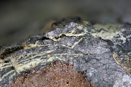 Gersdorffit Nickelin Alte Rhonard BB 7 m