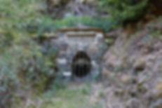 Stollenportal Grube Silberwiese_Bergrevi