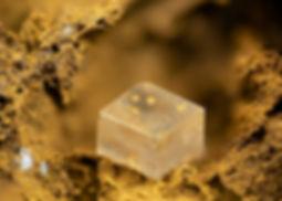 Anglesit Silberwiese BB 1,4 mm Reinhardt