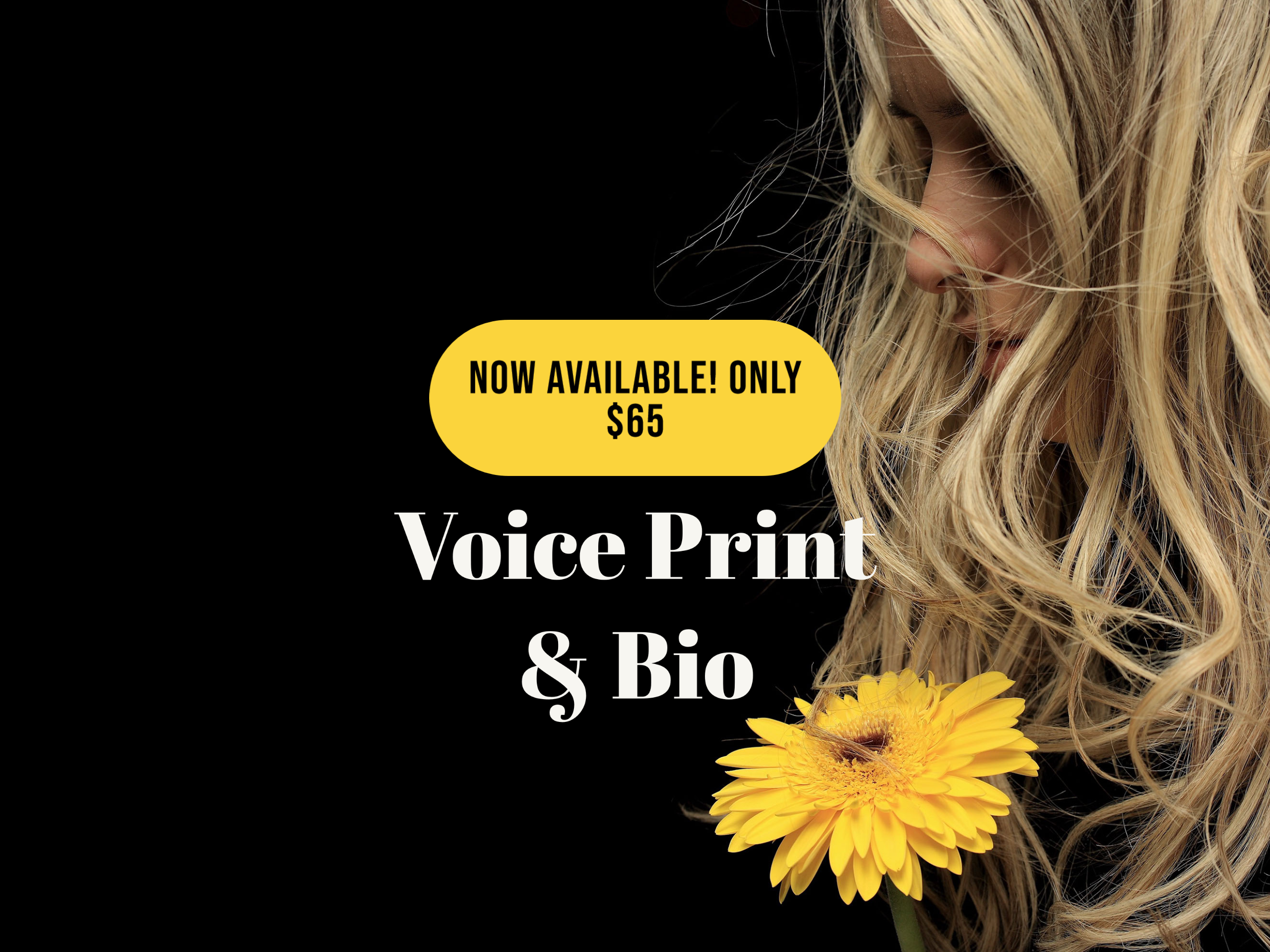 Voice Print & Bio