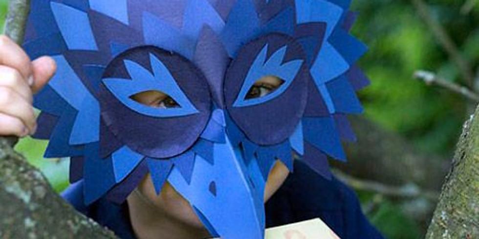 Masque de carnaval (Enfants de 5 à 12 ans)